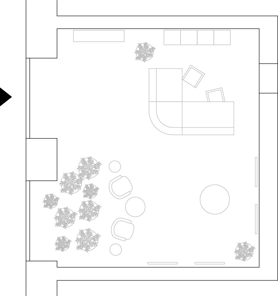 Bluenergy store - planimetria